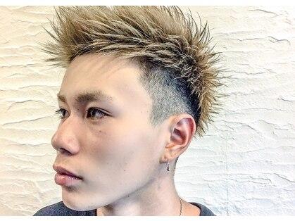 ヘアーデザイン オブジェ(hair design Objet)の写真
