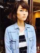 コレット ヘアー 大通(Colette hair)ミディアム☆キュート