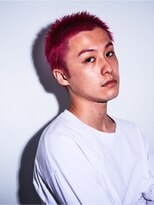 【neon pink】ダブルカラーカラーリスト田中