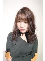 ヘアークリニック ラクシア 石巻(Hair Clinic LAXIA Ishinomaki)ゆるふわショコラベージュ