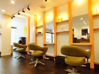ヘアカラー&カットスタジオ シーアンドシー 琴似店(HAIR COLOR & CUT STUDIO C&C)の写真