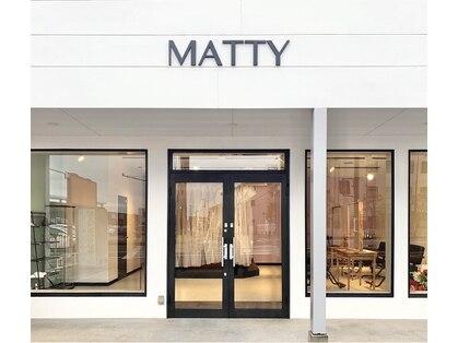 マティー(MATTY)の写真
