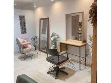 ジョワイユヘアーデザイン(Joyeux)の雰囲気(長時間の施術でも疲れない椅子なのででリラックスできます。)