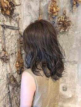 ペダル(PEDAL)の写真/【塩釜口駅すぐ★】ナチュラルなテイストを主軸にお客様一人ひとりに似合うヘアカラーをデザインします♪