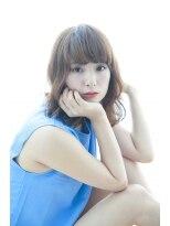 ルッソ(Lusso)☆大人かわいい ウェ-ビ-ボブ☆