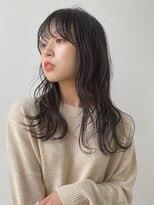 バイオレット 栄店(Violet)【Violet】黒髪でもレイヤースタイルで軽さを♪