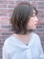 ネオヘアー 曳舟店(NEO Hair)アッシュ系カラー