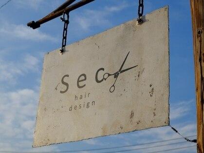 セックヘアデザイン(Sec hair design)の写真