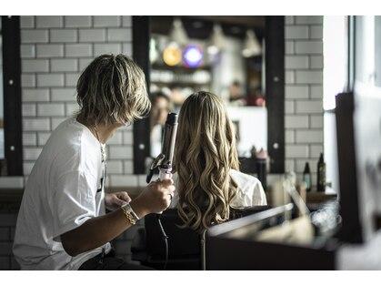 ゼロイチ ヘアームゲン(#01 hair & ∞)の写真