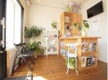 ビルド ビューティ ショップ(Build beauty shop)の雰囲気(オシャレなカフェのような、温かい空間。)