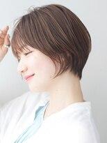 リップス 銀座店(LIPPS)【LIPPS銀座】(安田愛佳)横顔美人小顔ショート
