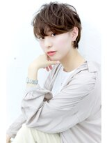 ラフィス ヘアー レイヴ 姫路店(La fith hair reve)【La fith】 カジュアルショートスタイル
