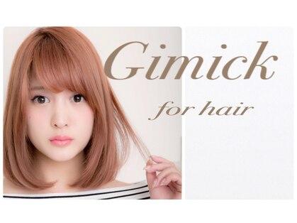 美容室ギミック 北千住店(Gimick)の写真