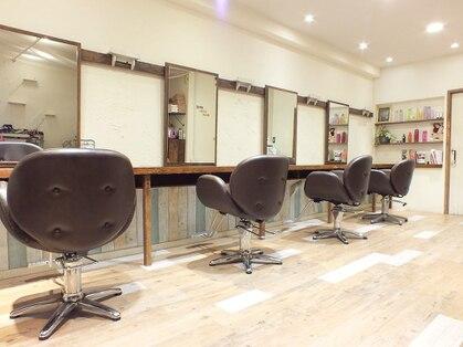 チャクラ アルカ ヘアサロン(Chakura arka Hair Salon)の写真
