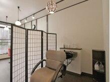 タムロ美容室(TAMURO)の雰囲気(どこか懐かしくホッと落ち着ける空間)