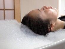 美容室 ユリカゴ(Yurikago)の雰囲気(100%オーガニックシャンプー&トリートメント使用)