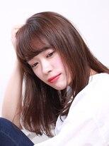 ブラン(Blanc)☆大人女性オススメ☆ OLさんロブ×7レベルの寒色系