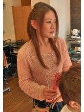 ヘアルーム モア(hair room More)塩田  理恵