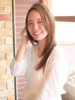 アメリ 武蔵小杉店(Ameri Total Beauty)の写真/オーガニックでありながら、多彩なカラーバリエーションであなたらしい色に。