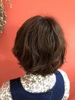 ライフヘアデザイン(Life hair design)ナチュラルボブ