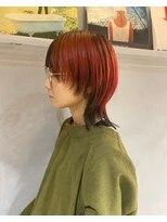 ジーナ(XENA)inner red color