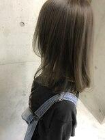 ルノン(LUNON)【LUNON】グレーstyle