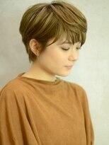 ベック ヘアサロン(BEKKU hair salon)丸みのある大人可愛い☆マッシュベースショート