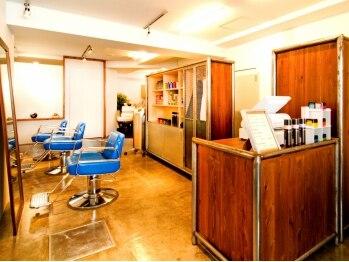 ASTRO design of hair(アストロデザインオブヘアー)の店内写真