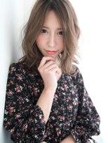 リー 神楽坂(Re-)フェアリー×エレガンス☆とろみカラー品格ミディ