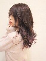 ヘアーライズ 池袋東口店(hair RISE)パープルガーネット&フラッシュピンク