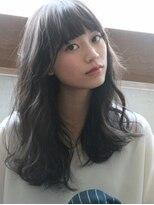 【chobii槙山】ダークカラー☆暗髪ブルージュカラー☆透明感
