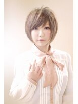 【Calonhair富小路】mannish short (小路 慎一郎)