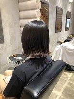 クレエ ヘアー デザイン(creer hair design)ボブスタイル