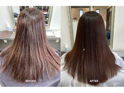 ベルシュブーバイヒサオ(belles cheveux by HISAO)の写真