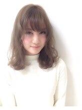 ヘアーリゾート ディプシー 大名店(Hair Resort DEPSEA)【外国人風】パールグレージュ☆
