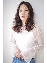 ヘアリゾート リアン(hair resort Lien)ノーバング×ラフウェーブ ☆Lien☆ 倉田