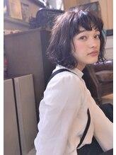 アヴァンス クロス 梅田茶屋町店(AVANCE. cross)ノームコアボブ made by yuuki