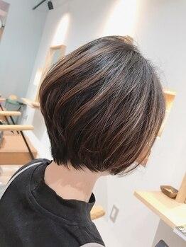 ラ ファン(La Fan)の写真/頭のかたちや髪質に合わせ、あなただけに似合うヘアスタイルをご提供致します!!