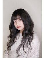ヘアークリニック ラクシア 石巻(Hair Clinic LAXIA Ishinomaki)グレージュロング