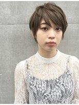 ウル(HOULe)【HOULe】大人女子に人気のショートスタイル(コモダショウヘイ)