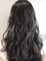 ◆W gradation color【Lots of natural highlights】