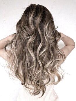 ヘアースタジオゼン アドバンス(hair studio Zen advance)の写真/【23時迄営業】思い切ったイメチェンには、外国人風カラーに特化した《Zen》で印象をガラッと変化!!