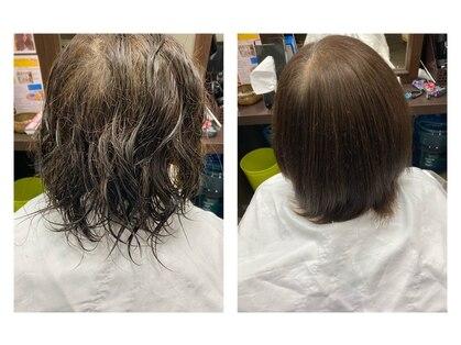 ヘアサロン カミワザ 茗荷谷店(hair salon Kamiwaza)の写真