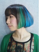 卒業式のファイブ×カラー×スワンプ Goshiki-NUMA画像