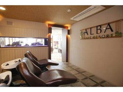 アルバ ヘアリゾート(ALBA hair resort)の写真