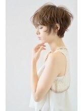 プリクーズヘアオアシス(plecooze hair oasis)大人かわいいカジュアルショート