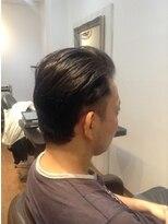 ヘア ルシェ(hair ruscha)【ヘアルシェ】おすすめ♪フォーマルツーブロックスタイル♪
