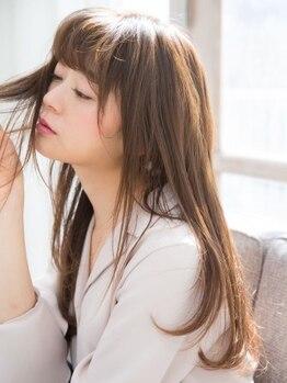 アドラーブル 長岡リバーサイド千秋店(adorable)の写真/【4月20日OPEN予定】豊富な種類のトリートメントから、髪の状態を見極め、あなたに合ったケアをご提案♪