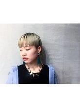 イデア(idea)【栄・久屋大通】抜け感×モード・ヘアスナップ