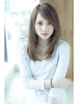 アフロートジャパン(AFLOAT JAPAN)AFLOAT明日香のシャーベットストレートカラー